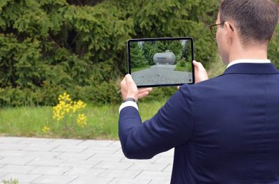 Augmented Reality als digitale Planungshilfe für Flüssiggastanks